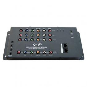 IR controlled transmitter 3 input