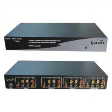 AV Digital distribution amplifier, 3 channels