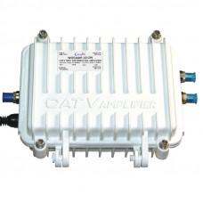 WODAMP-30-2W   CATV MDU Distribution Amplifier 30dB