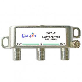 E Type 2-way Splitters 1.2G Single-sided