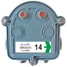 RG Outdoor Multi-Tap 2-way, 5-1218MHz