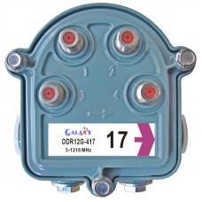 RG Outdoor Multi-Tap 4-way, 5-1218MHz