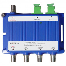 FTTX Fiber Node Fiber Optic Receiver with Return Path Transmitter