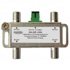 4-way MICRO FTTH OPTICAL RECEIVER