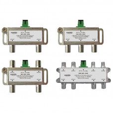 MICRO FTTH PASSIVE OPTICAL RECEIVERS - Splitters