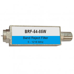 BRF-54-85W Band Reject Filter