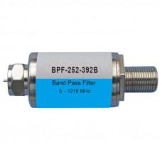 BPF-252-392B Band Pass Filter