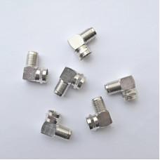 F90-HRL  Right Angle F Adaptor