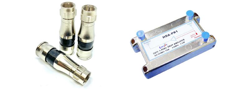 PM1.7G-8WS- MoCA-8-way-Splitter-5-1675MHz
